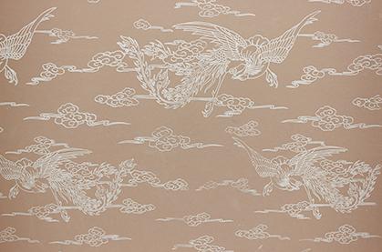 龙凤画-金维纳硅藻泥